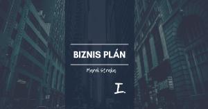 Podnikatelsky plan