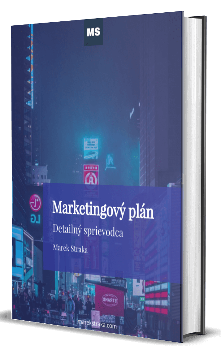 Marketingovy plan ebook